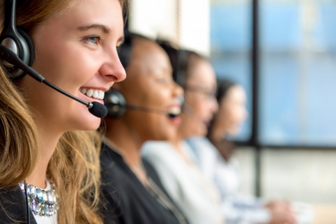Pracownicy CallCenter